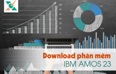 Phần mềm AMOS 23 Full Crack – Phiên bản AMOS ổn định nhất