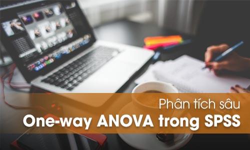 Kiểm định sâu One-Way ANOVA trên SPSS 26