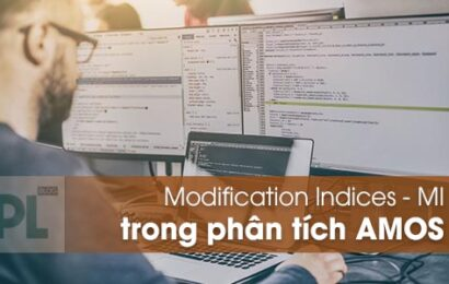 Chỉ số hiệu chỉnh Modification Indices