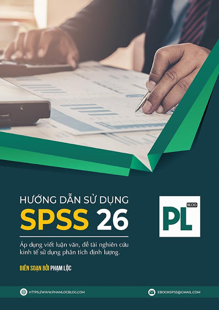 Giáo trình ebook SPSS 26